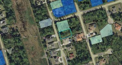 Seminole Woods Residential Lots & Land For Sale: 3 Sergeant Court
