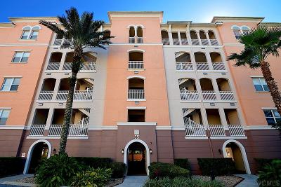 Palm Coast FL Condo/Townhouse For Sale: $439,999