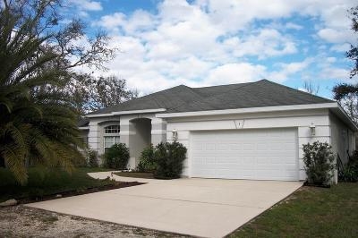 Palm Coast FL Single Family Home For Sale: $499,500