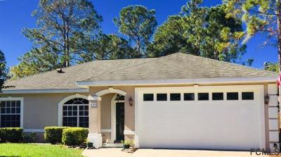 Palm Coast Single Family Home For Sale: 189 Belleaire Dr