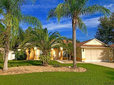 Palm Coast Single Family Home For Sale: 3 Sea Flower Path