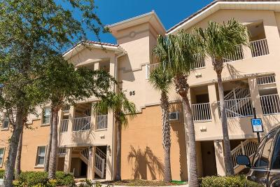 Palm Coast Condo/Townhouse For Sale: 95 Riverview Bend S #1431