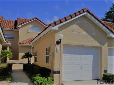Palm Coast FL Condo/Townhouse For Sale: $264,000