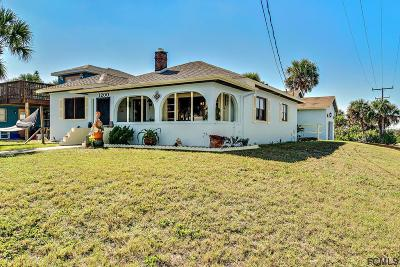 Flagler Beach Single Family Home For Sale: 1200 Central Ave S