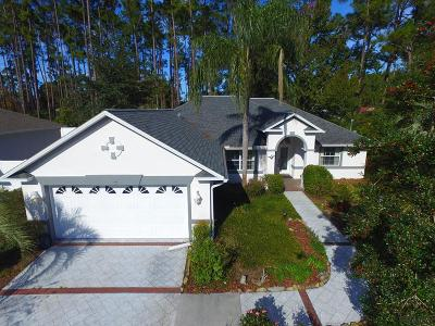 Palm Coast Single Family Home For Sale: 17 Bayside Dr