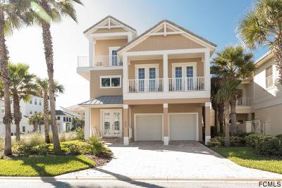 Ocean Hammock Single Family Home For Sale: 509 Cinnamon Beach Ln