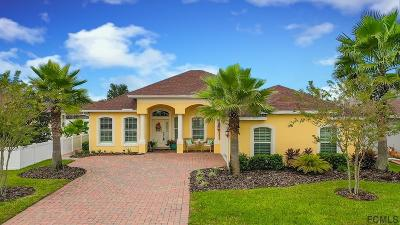 Palm Coast Single Family Home For Sale: 3 Graham Trl