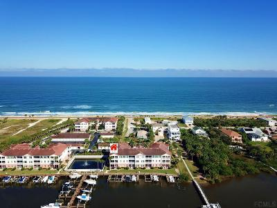Flagler Beach Condo/Townhouse For Sale: 300 Marina Bay Drive #305