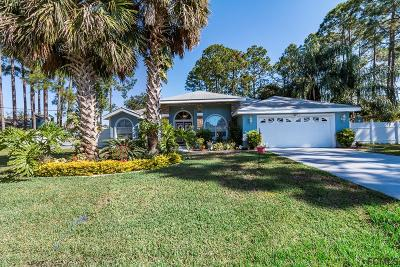 Palm Coast Single Family Home For Sale: 2 Burrell Place