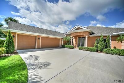 Plantation Bay Single Family Home For Sale: 837 Westlake Drive