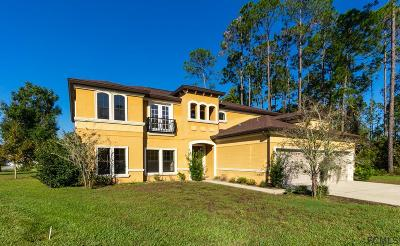 Palm Coast FL Single Family Home For Sale: $396,900