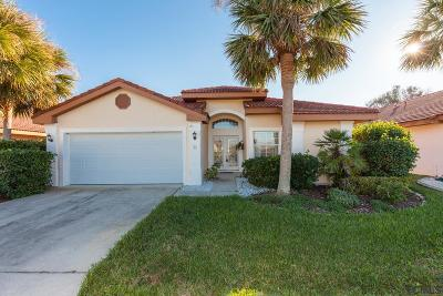 Lakeside At Matanzas Shores Single Family Home For Sale: 6 San Rafael Court