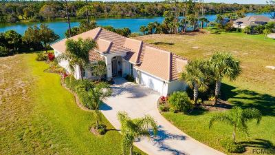 Palm Coast Plantation Single Family Home For Sale: 140 Heron Dr