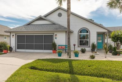 Palm Coast Single Family Home For Sale: 4 Nantucket Dr