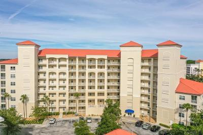 Palm Coast Condo/Townhouse For Sale: 146 Palm Coast Resort Blvd #601
