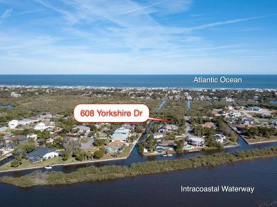 Flagler Beach Residential Lots & Land For Sale: 608 Yorkshire Drive
