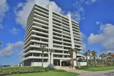 Flagler Beach Condo/Townhouse For Sale: 1601 N Central Ave N #304