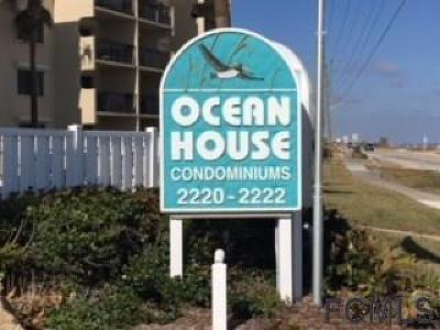 Ormond Beach Condo/Townhouse For Sale: 2220 Ocean Shore Blvd #107A