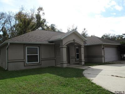 Ormond Beach FL Single Family Home For Sale: $204,900