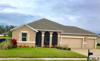 Palm Coast Single Family Home For Sale: 131 Spoonbill Drive