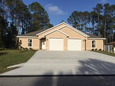 Palm Coast Multi Family Home For Sale: 89 S Providence Lane