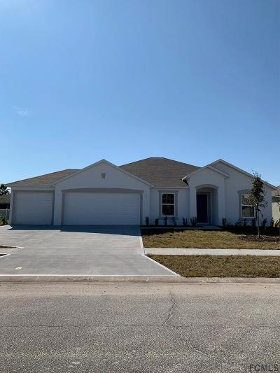 Matanzas Woods Single Family Home For Sale: 13 Lewisdale Ln