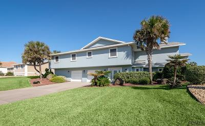 Flagler Beach Single Family Home For Sale: 2585 N Ocean Shore Blvd