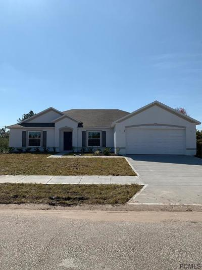 Matanzas Woods Single Family Home For Sale: 29 Lewisdale Ln