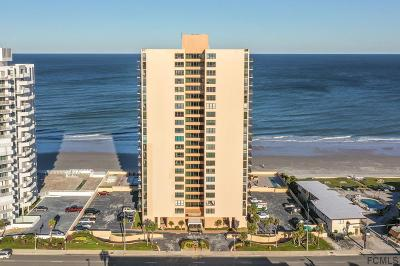 Daytona Beach Shores FL Condo/Townhouse For Sale: $249,999