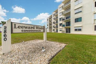 Ormond Beach Condo/Townhouse For Sale: 2860 Ocean Shore Blvd #508