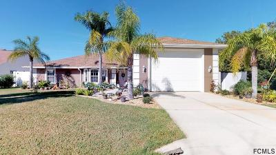 Palm Harbor Single Family Home For Sale: 170 Coral Reef Ct N
