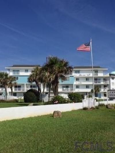 Flagler Beach Condo/Townhouse For Sale: 3510 S Ocean Shore Dr #210