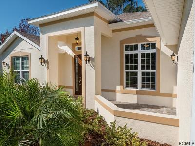 Palm Coast Single Family Home For Sale: 7 Emerson Dr
