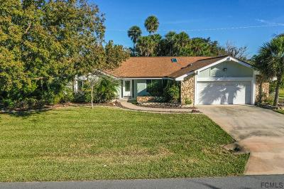 Palm Coast Single Family Home For Sale: 2 Cottonwood Court