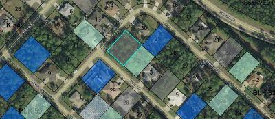 Lehigh Woods Residential Lots & Land For Sale: 1 Ryall Lane
