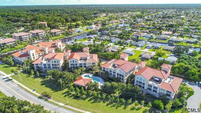 Palm Coast Condo/Townhouse For Sale: 200 Bella Harbor Ct #106