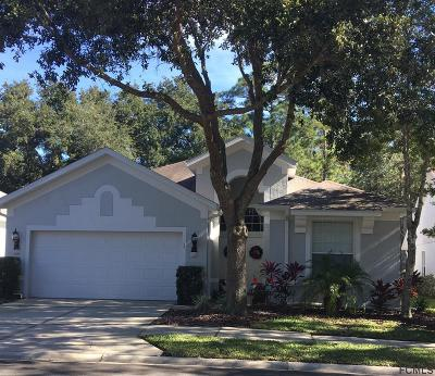 Palm Coast Single Family Home For Sale: 3 Deerfield Court