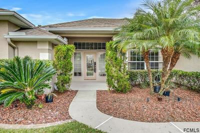 Palm Coast Single Family Home For Sale: 17 Wood Clift Lane