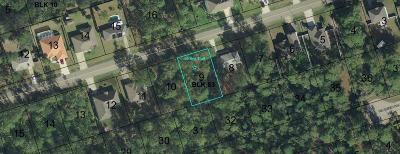 Seminole Woods Residential Lots & Land For Sale: 26 Sea Trail