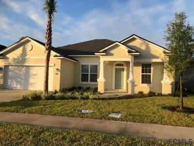 Palm Coast Single Family Home For Sale: 153 S Coopers Hawk Way