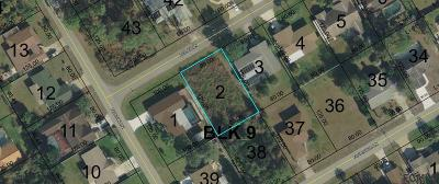 Palm Harbor Residential Lots & Land For Sale: 38 Felter Lane