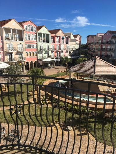 Palm Coast FL Condo/Townhouse For Sale: $145,000