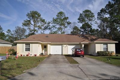 Pine Lakes Multi Family Home For Sale: 20 Whetstone Lane