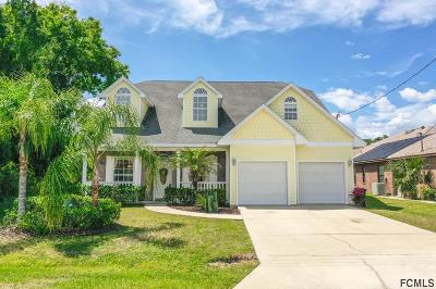 Palm Harbor Single Family Home For Sale: 6 Cute Ct