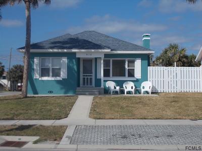 Flagler Beach Single Family Home For Sale: 812 S Central Ave