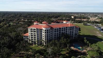 Palm Coast Condo/Townhouse For Sale: 146 Palm Coast Resort Blvd #201