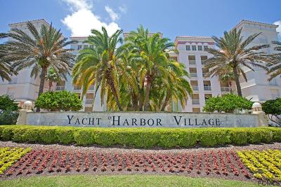 Harbor Village Marina/Yacht Harbor Condo/Townhouse For Sale: 102 Yacht Harbor Dr #569