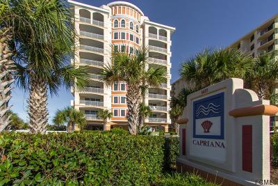 Ormond Beach Condo/Townhouse For Sale: 1425 Ocean Shore Blvd #604