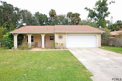 Ormond Beach Single Family Home For Sale: 110 Camino Circle