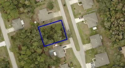 Seminole Woods Residential Lots & Land For Sale: 7 Sea Board Court